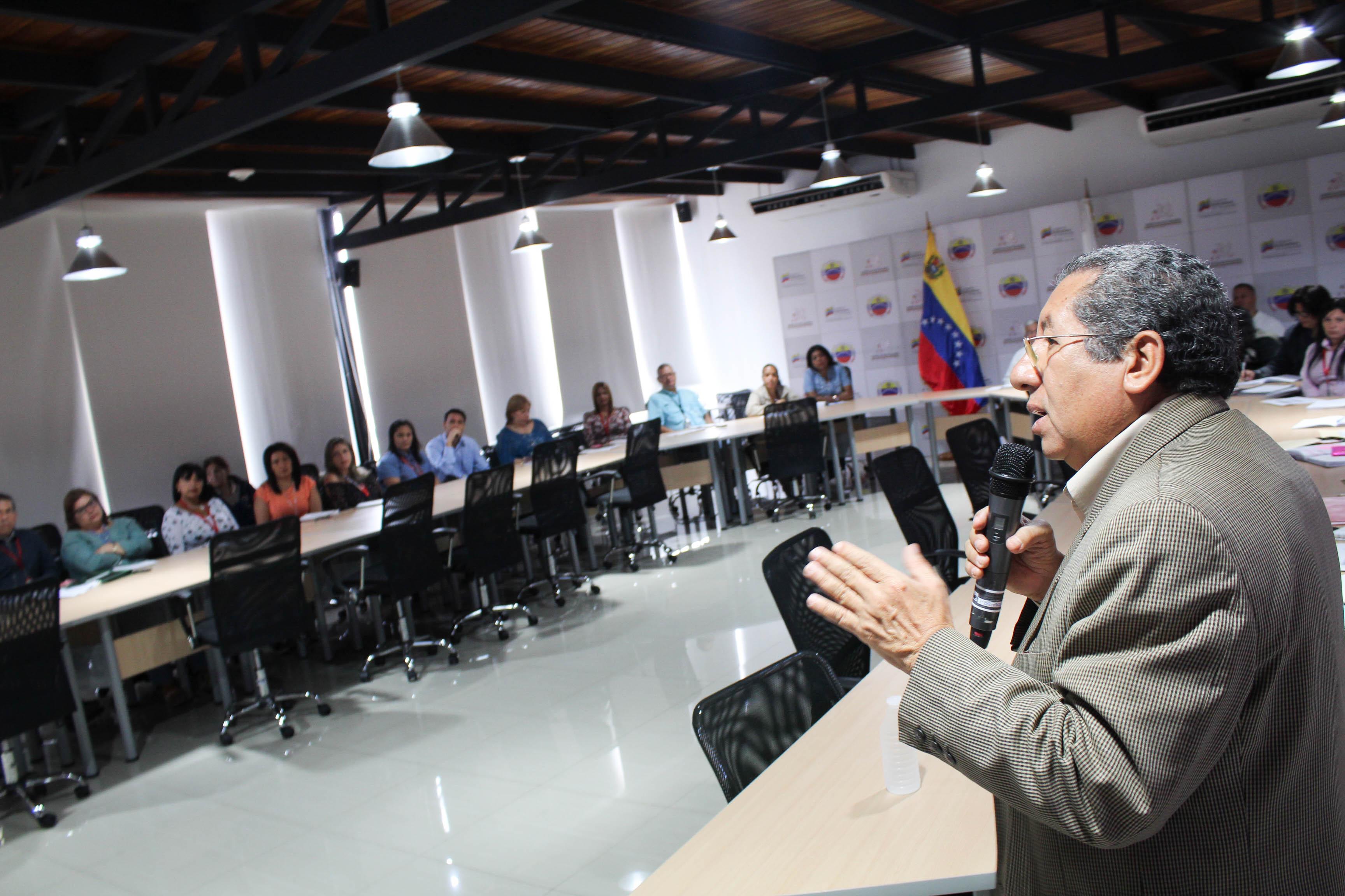 La Tesorería de Seguridad Social realizó visita al MPPRIJP