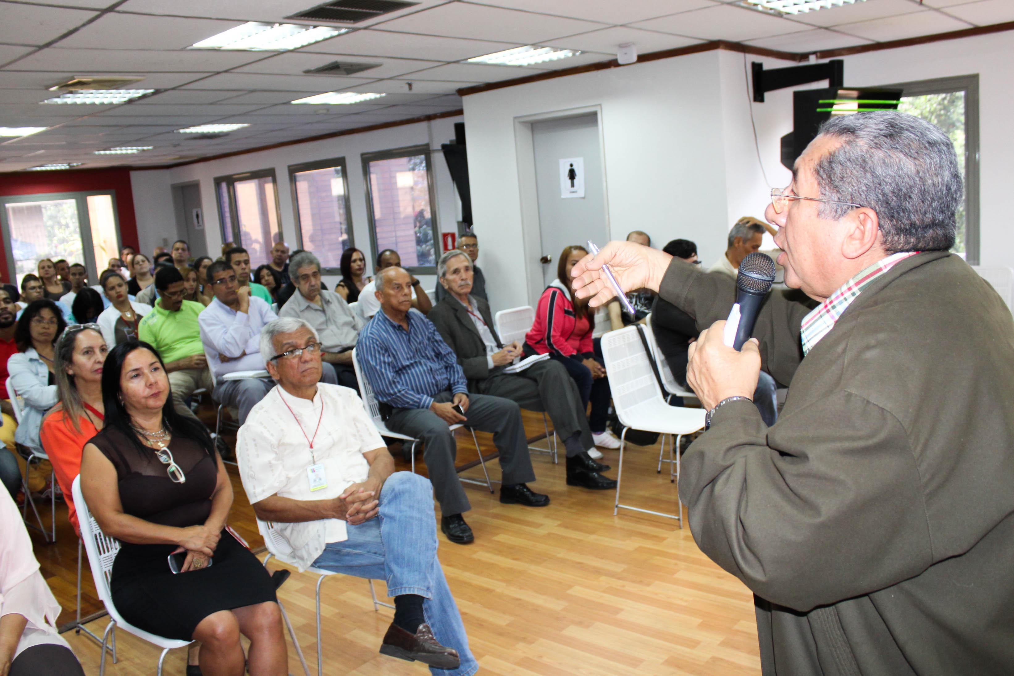 Tesorero del Sistema de Seguridad Social resalta importancia de las medidas económicas del Gobierno Bolivariano