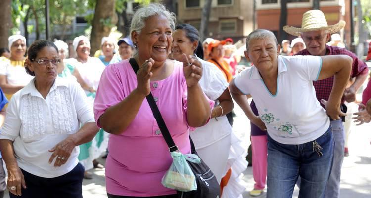 En Venezuela 98% de los adultos mayores están incluidos en sistema de pensiones