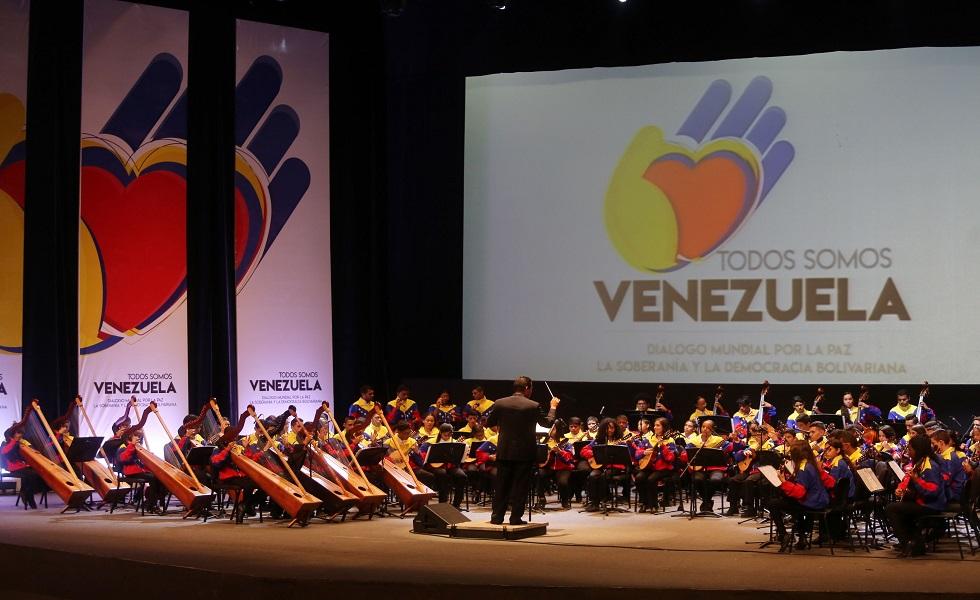 Jornada Mundial de Solidaridad Todos Somos Venezuela se inaugura este martes