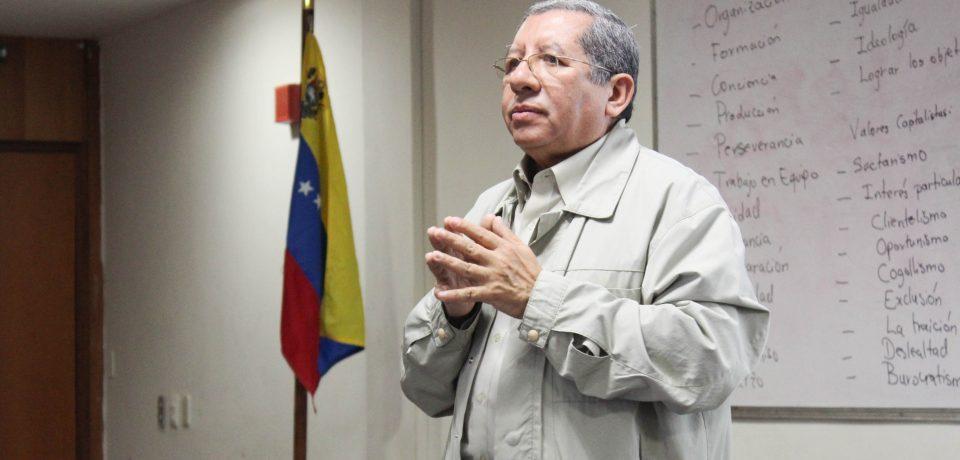 """Conversatorio """"Poder Popular y Seguridad Social"""""""