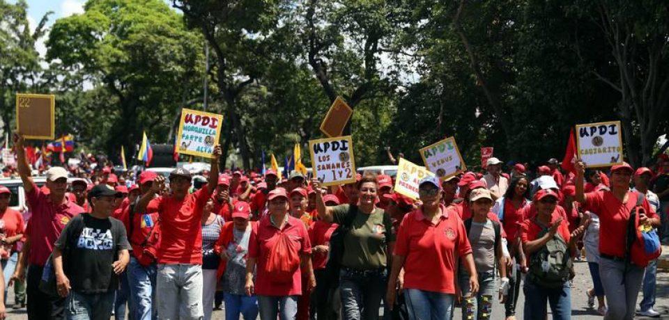 Presidente Maduro ratifica invitación al pueblo a movilizarse por la paz de Venezuela
